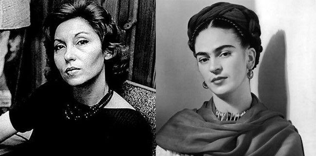 Obras de Clarice Lispector e Frida Khalo dialogam, segundo Letícia Montenegro, que dará debate na Caixa Cultural (Foto: Reprodução)