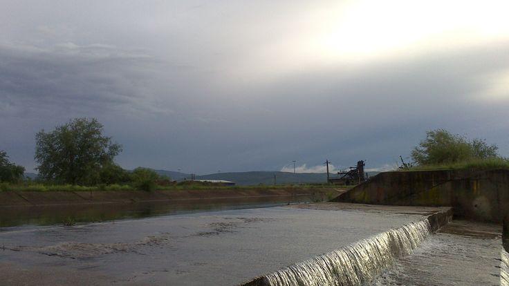 Silence after rain