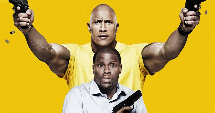 'Central Intelligence' Trailer Starring Kevin Hart & Dwayne Johnson -- Heroes come in two sizes when Kevin Hart teams up with Dwayne Johnson in the first trailer for 'Central Intelligence', in theaters next summer. -- http://movieweb.com/central-intelligence-movie-trailer-kevin-hart-dwayne-johnson/