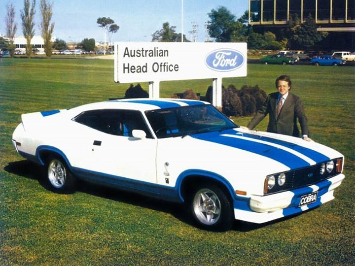 Ford Falcon Cobra-XC 1978.