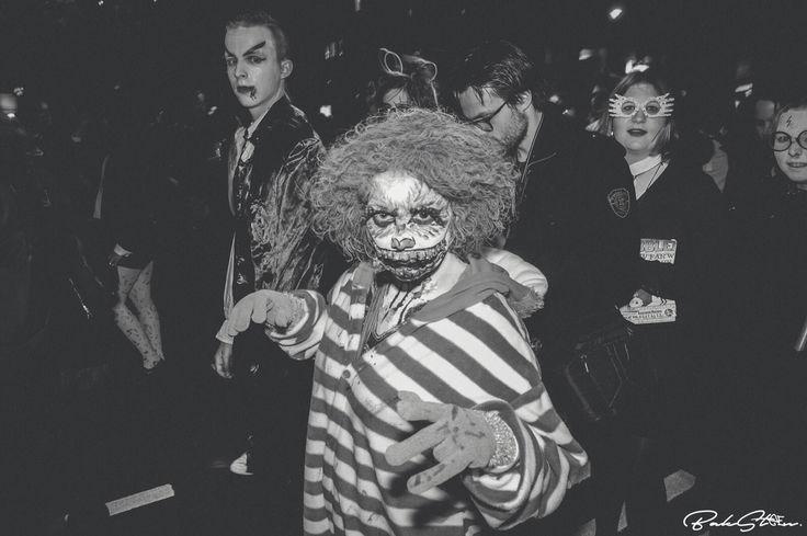 Alice in wonderland Amsterdam Halloween 2015