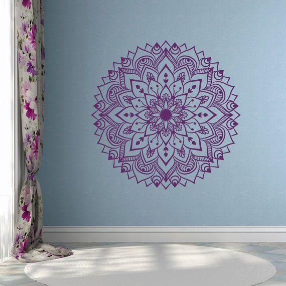 M s de 25 ideas incre bles sobre mandalas para pared en - Mandalas para pared ...