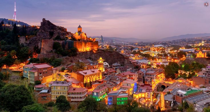 https://flic.kr/p/DTREwB | Tbilisi, Georgia | This is the capital city Georgia. The city undying charms of attractive architecture, cultural and ever sparkling arts scenes. Tbilisi is a unique and beautiful city where Asia meets Europe. By: Travel Center (the best cheap flights finder in UK) #cheapflights