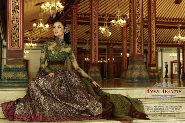 ALL ABOUT KEBAYA - INDONESIA NATIONAL DRESS | She's in fashion