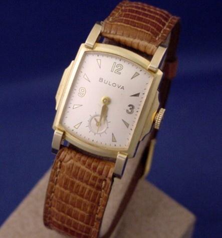 Antique Bulova Watches...very nice!