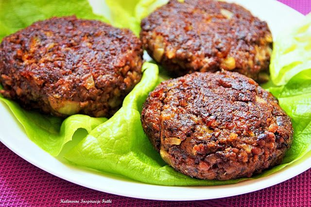 Kulinarne Inspiracje Futki: Kotlety z kaszanki