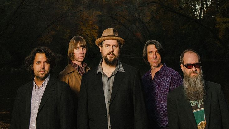 Patterson Hood of Drive-By Truckers on the band's new album American Band.
