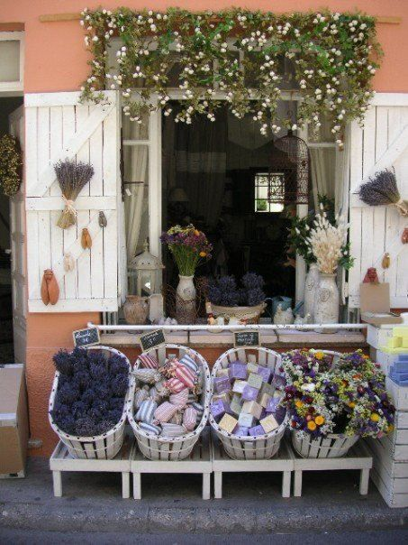 Provence ~ French soaps