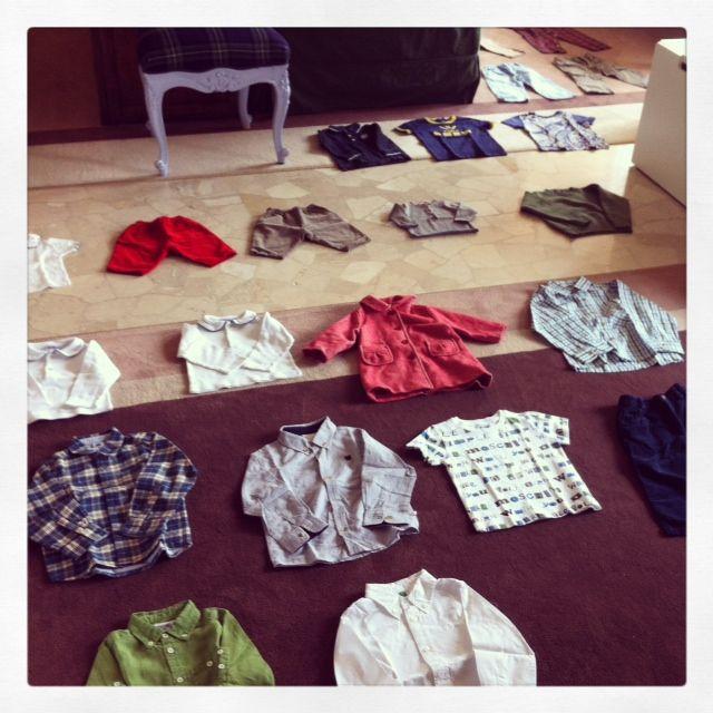 HipMums choosing clothes