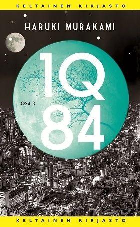 11/ Haruki Murakami: 1Q84 (osa 3)