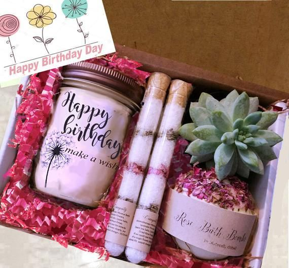 Birthday Gift Gift Ideas Happy Birthday Gift Box Happy Etsy What To Do For Fathers Da Mother Birthday Gifts Happy Birthday Gifts Birthday Gifts For Grandma