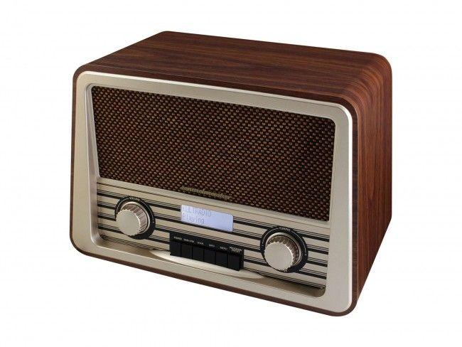Soundmaster NR920DBR - DAB+ Radio's - Radio's - 123platenspeler.nl