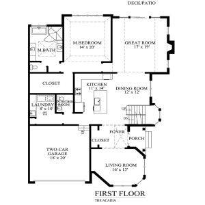 214 best images about floor plans on pinterest for Half basement house plans