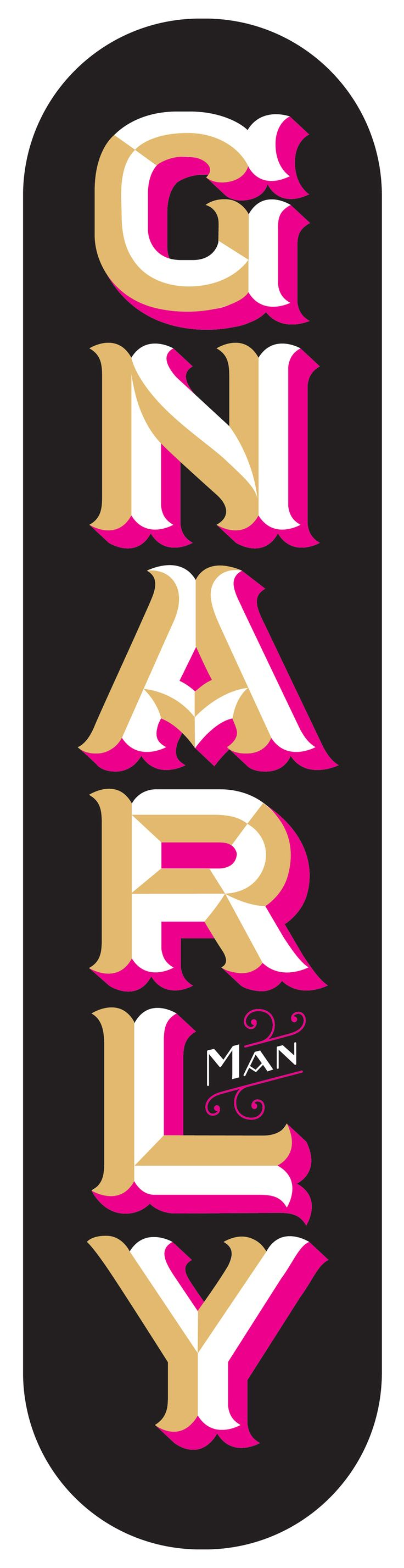 Jessica Hische (she's so good it makes me sick) #Color #typography