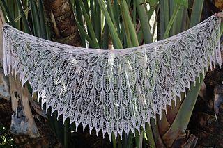 Ravelry: Shield Maiden Shawl pattern by Kristin Omdahl