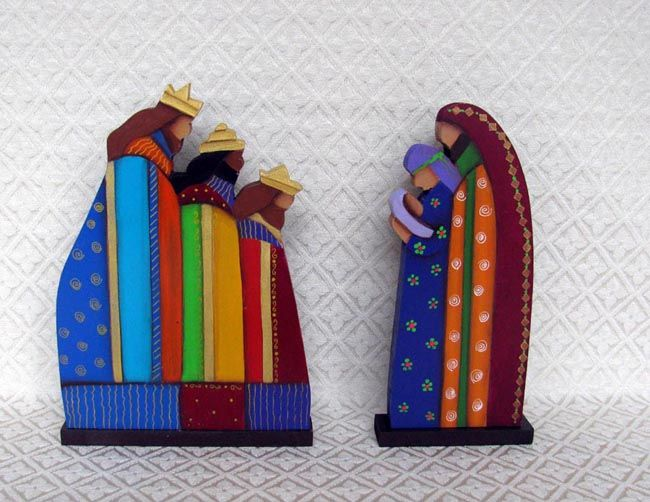 World Nativity: Nativities from Third World and Developing Countries