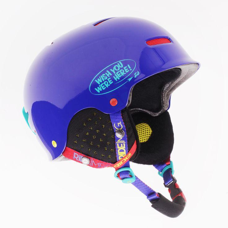 RIDE GONZO - kask RIDE - Twój sklep ze snowboardem | Gwarancja najniższych cen | www.snowboardowy.pl | info@snowboardowy.pl | 509 707 950