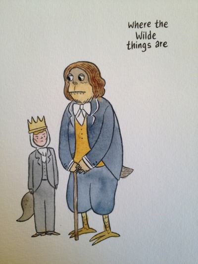 Where the Wilde Things Are
