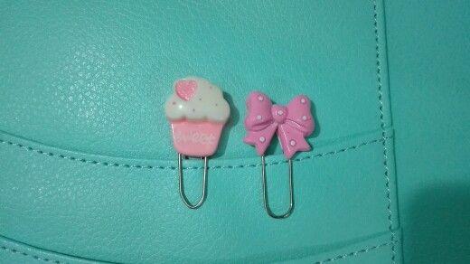 Clip kawaii box cupcake