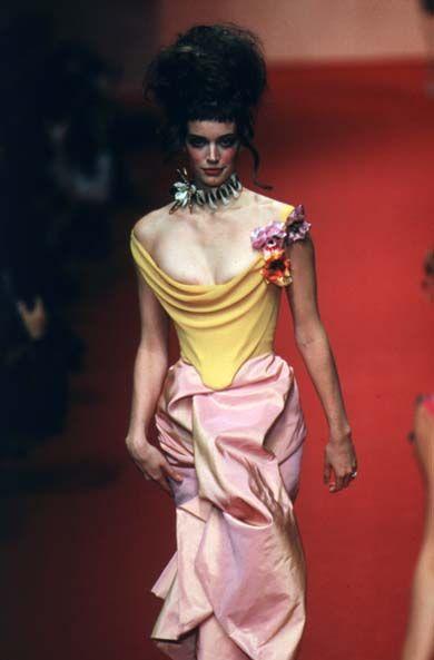 1995 - Vivienne Westwood show - Sybil Buck