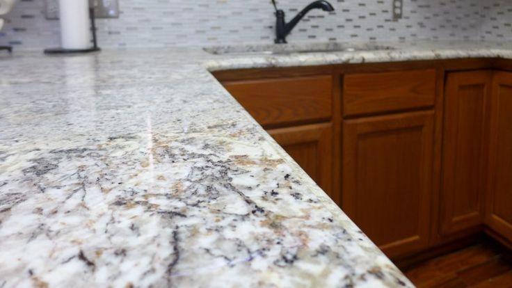 Best 38 Best White Spring Granite Images On Pinterest Kitchen 400 x 300