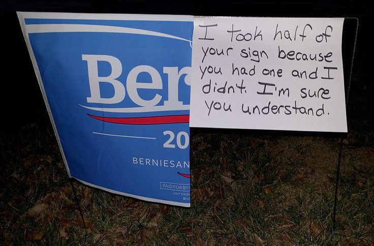 Realtor.com's Most memorable political campaign signs. Socialism sucks when it happens in your own front yard.