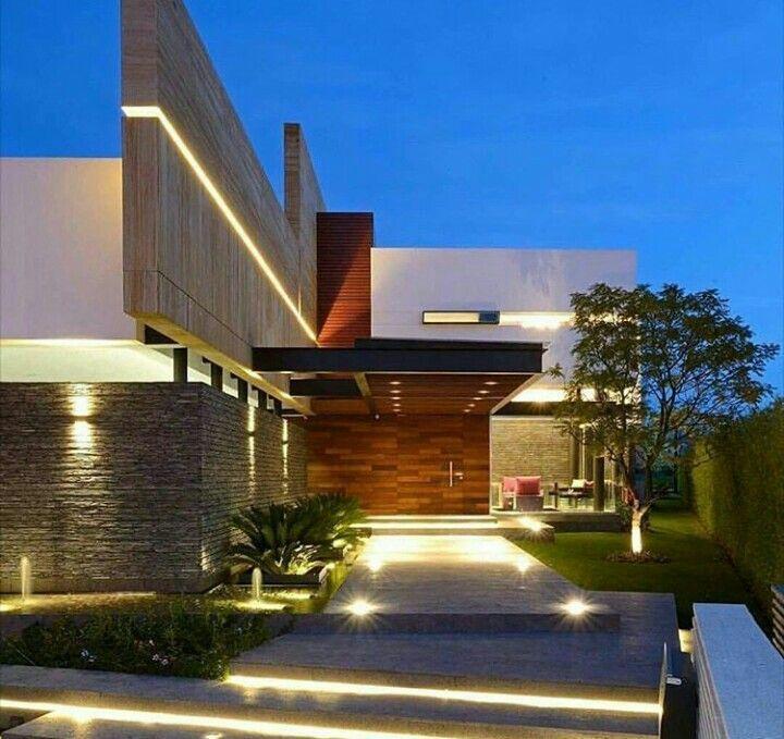 Mejores 4778 im genes de fachadas minimalistas en for Ver fachadas de casas minimalistas