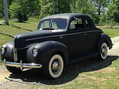 1940 Ford StandardCoupe - Was in Ray Evernham's Moonshiner Episode of AmeriCarna