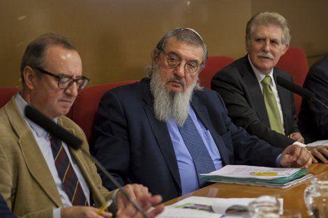 """El III Encuentro Judeocristiano ha tenido como lema """"La protección del medio ambiente en la misión de judíos y cristianos"""" - http://diariojudio.com/noticias/el-iii-encuentro-judeocristiano-ha-tenido-como-lema-la-proteccion-del-medio-ambiente-en-la-mision-de-judios-y-cristianos/139088/"""