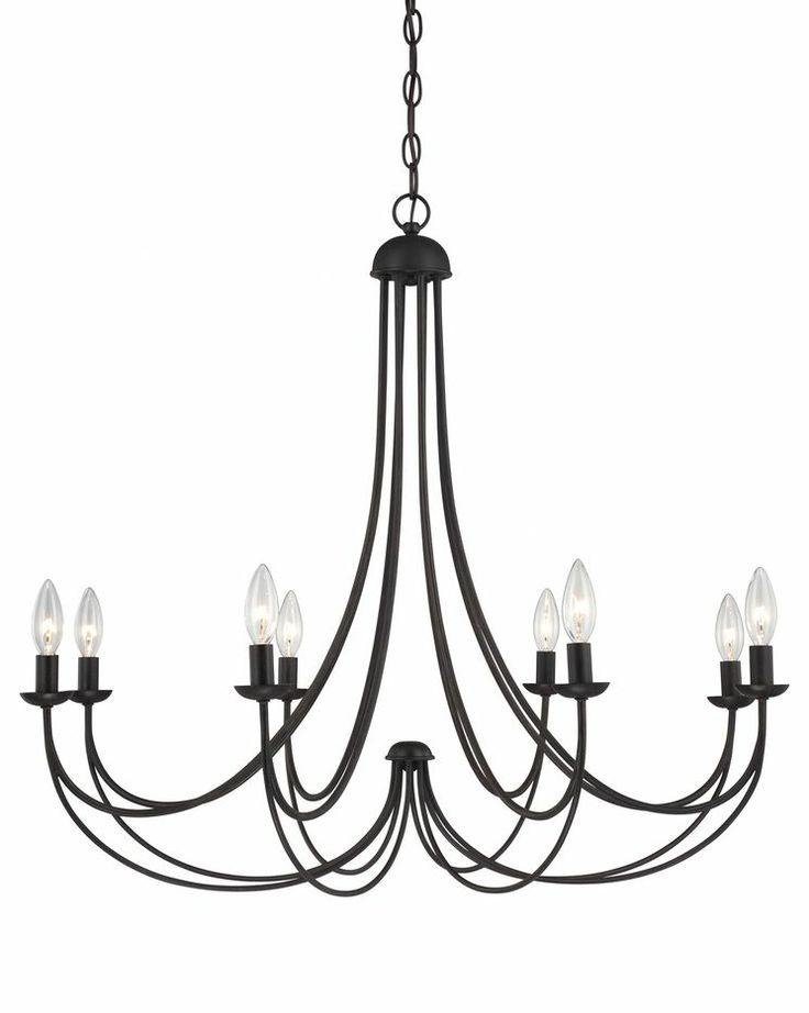 Mirren 8 Light Chandelier  Dining room