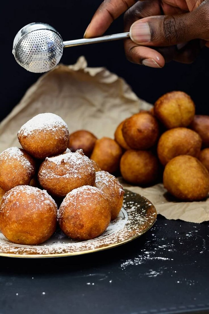 If you think you love puff puff or even donuts, get ready for a huge upgrade with these tasty and addictive pumpkin drop donuts/puff puffs!