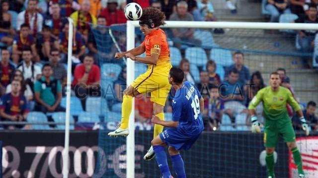 Carles Puyol #FCBarcelona #Puyol #5