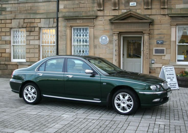 Rover 75 sterling