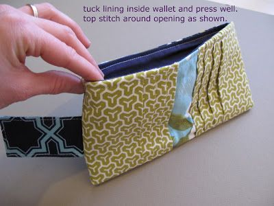 Maven modeste: Bi-fold Tutoriel Wallet