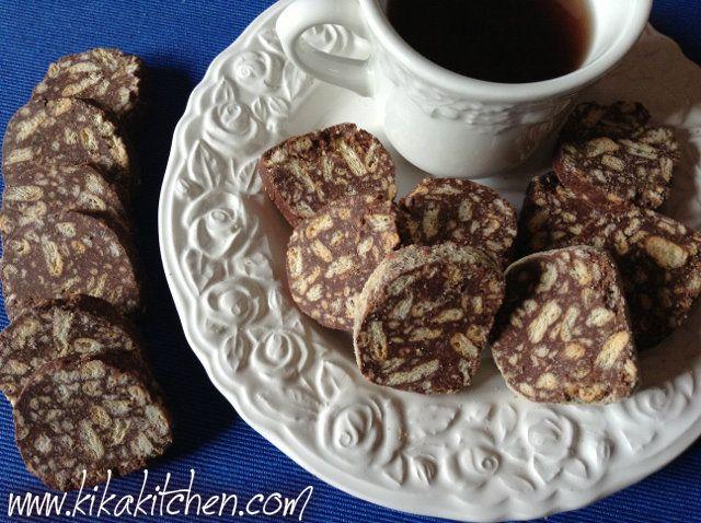Ricetta biscotti secchi e nutella