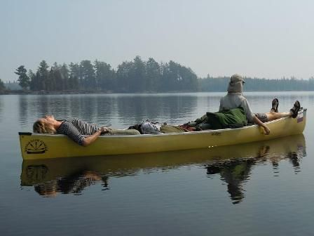 Boundary Waters Minnesota Vacation