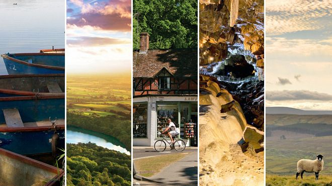 Visit England's countryside - Time Out London