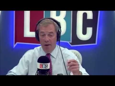 BREAKING : Nigel Farage - If Marine Le Pen Wins The EU Is Over !