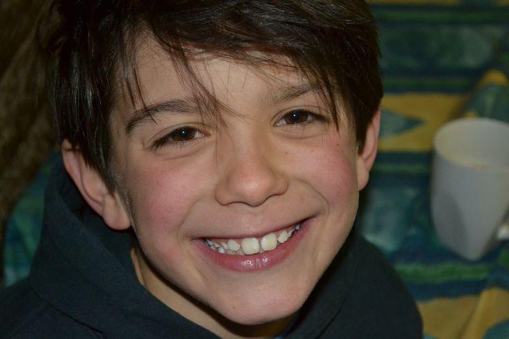 Henno William age 10. #HennoWilliam