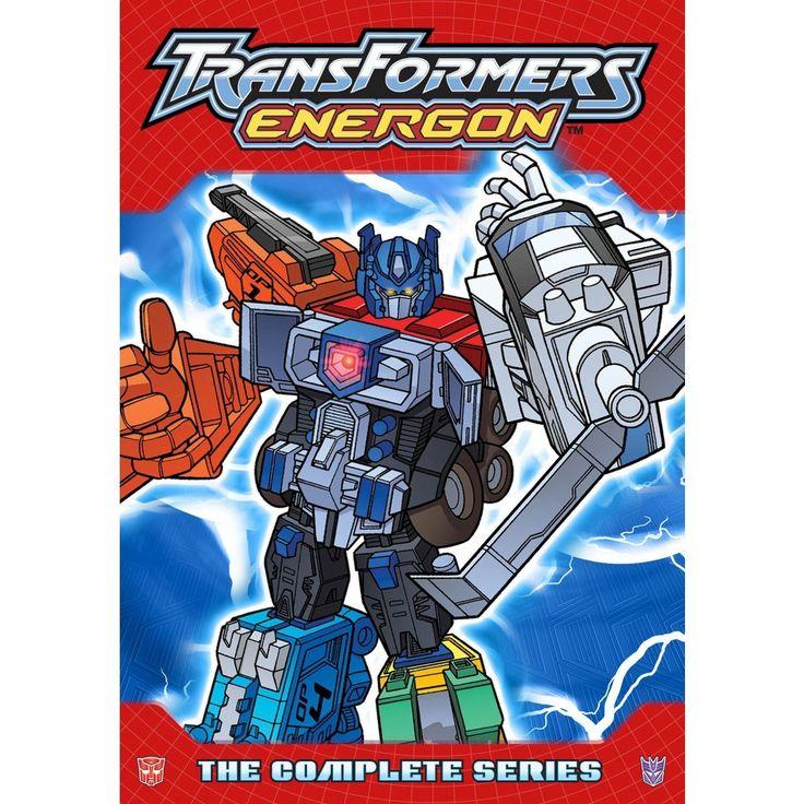 Transformers Energon: The Complete Series [6 Discs]