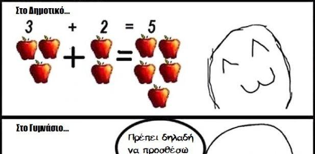 Τα μαθηματικά | Alexiptoto