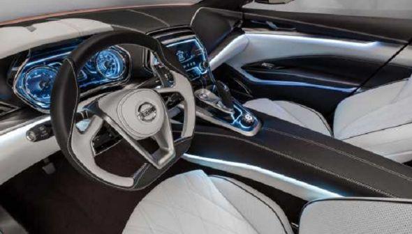 2019 Nissan Maxima Concept