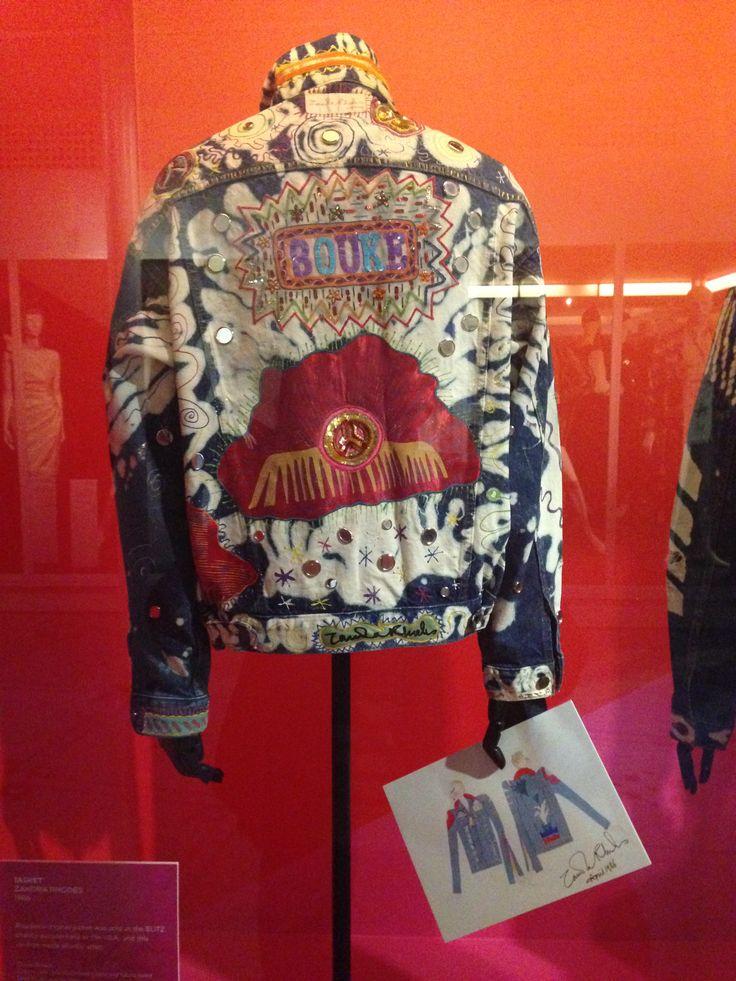 Exposition sur les années 80 Club to Catwalk à Londres. A découvrir !