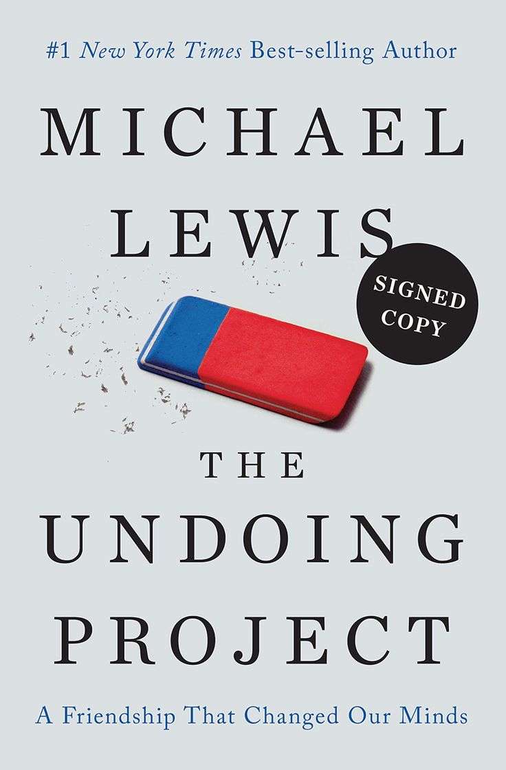 """""""The Undoing Project"""" by Michael Lewis follows the life and work of two groundbreaking Israeli psychologists; Amos Tversky and Daniel Kahneman, who's work establishing the systematic flaws in people's decision making won the Nobel prize for economics. A fascinating look at two men's protracted platonic love affair and an introduction into their critique of the misplaced confidence people have in their own judgement. A typical observation from Tversky: """"Whenever there is a simple error that…"""