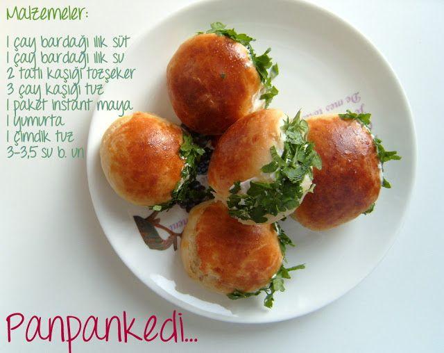 Panpankedi...: Yumuşak pastane poğaçası, saçaklı da diyolla...