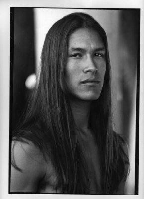 Rick Mora & His Beautiful Long Hair