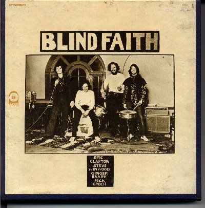 blind faith album cover | Blind Faith Album Cover Artwork