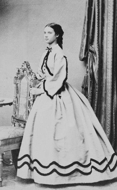 Princess Dagmar of Denmark, later Tsarina Maria Feodorovna of Russia