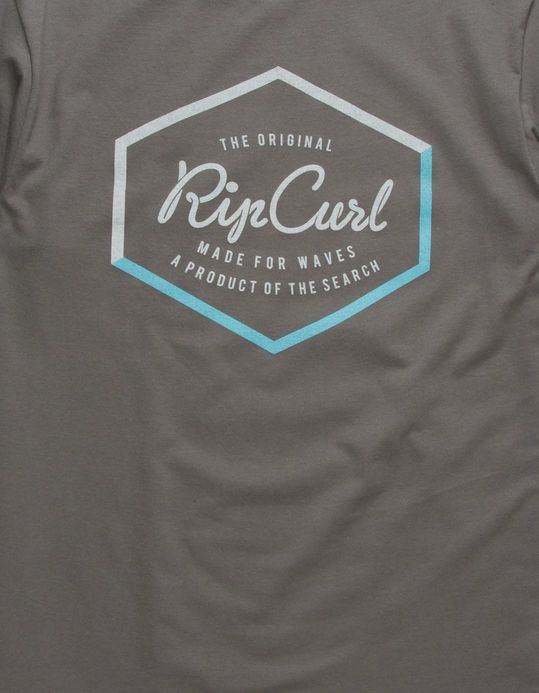 36dc49649281 RIP CURL Prime Time Mens T-Shirt - HTBLK - 323666128