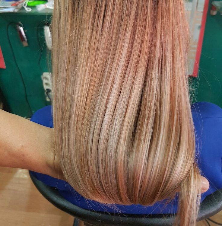 #haircolor #haircolorist #sombre #balayage #balayageombre #colormelt #salon #salonsurabaya #hrsalon #extralightmocha